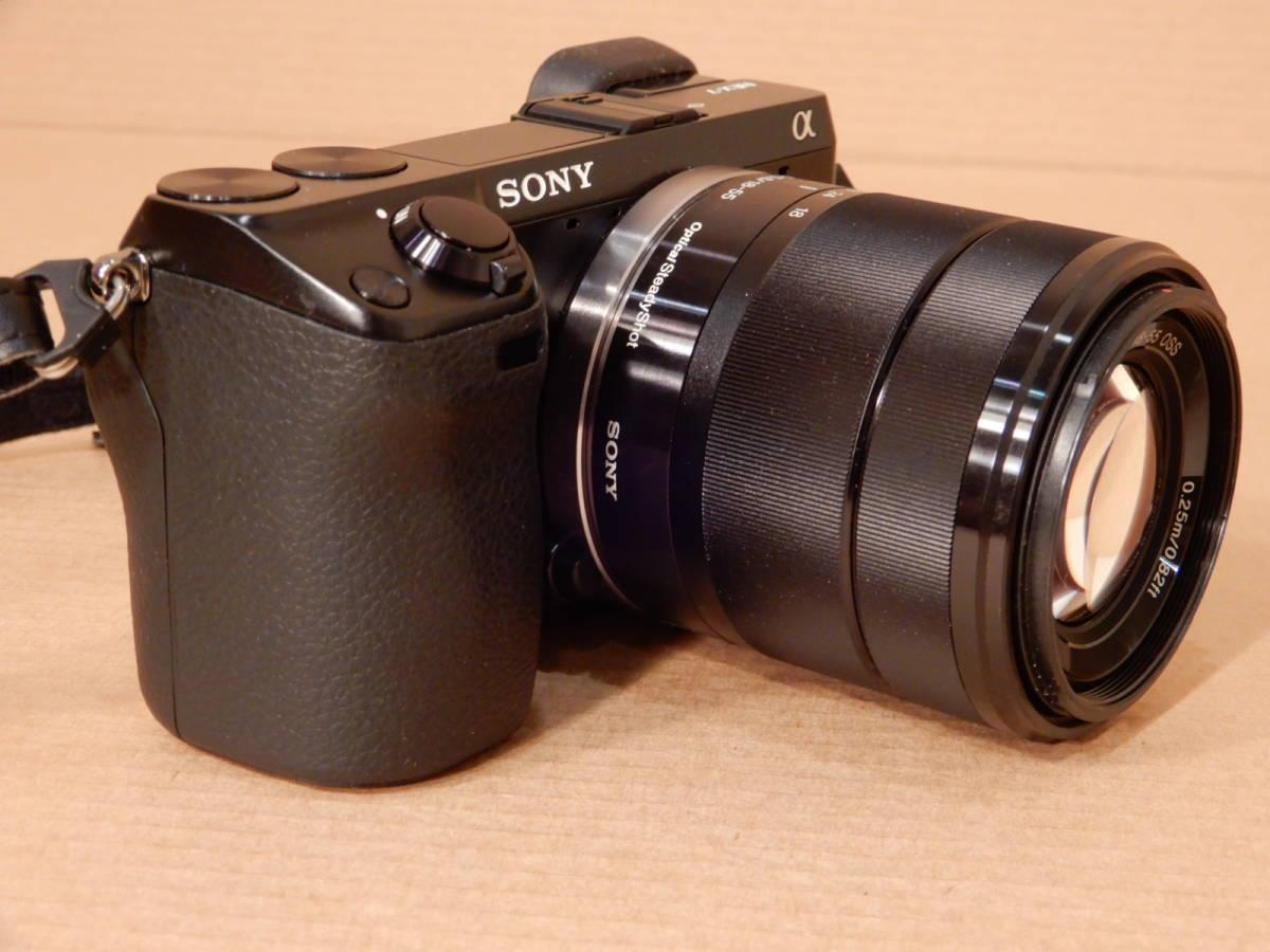 ソニー SONY NEX-7 レンズ E 18-55mm F3.5-5.6 OSS デジタルカメラ_画像6