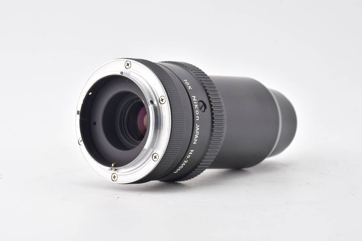 2AM463 ◆超希少 Nikon ニコン 10x F1.4 マクロレンズ Fマウント 超珍品 レア_画像2