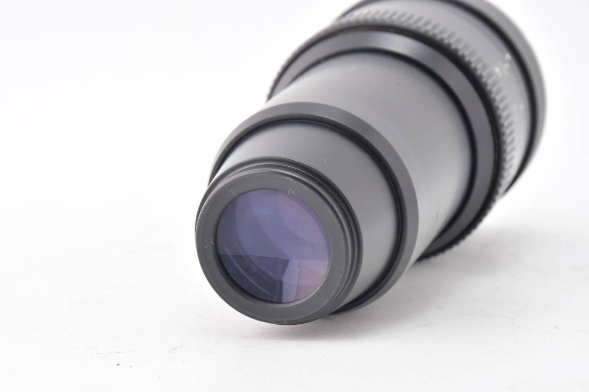 2AM463 ◆超希少 Nikon ニコン 10x F1.4 マクロレンズ Fマウント 超珍品 レア_画像5