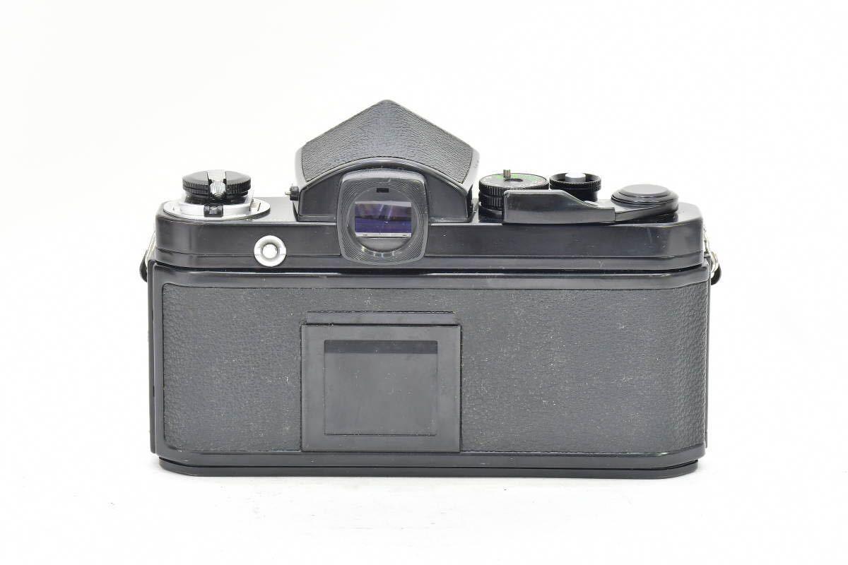 2AM393 ◆ Nikon ニコン F2 アイレベル ブラック 794万台 ブラック DE-1 MF一眼レフ フイルムカメラ_画像2