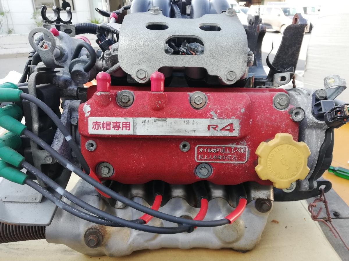 サンバー TT1 TV1 赤帽エンジン EN07