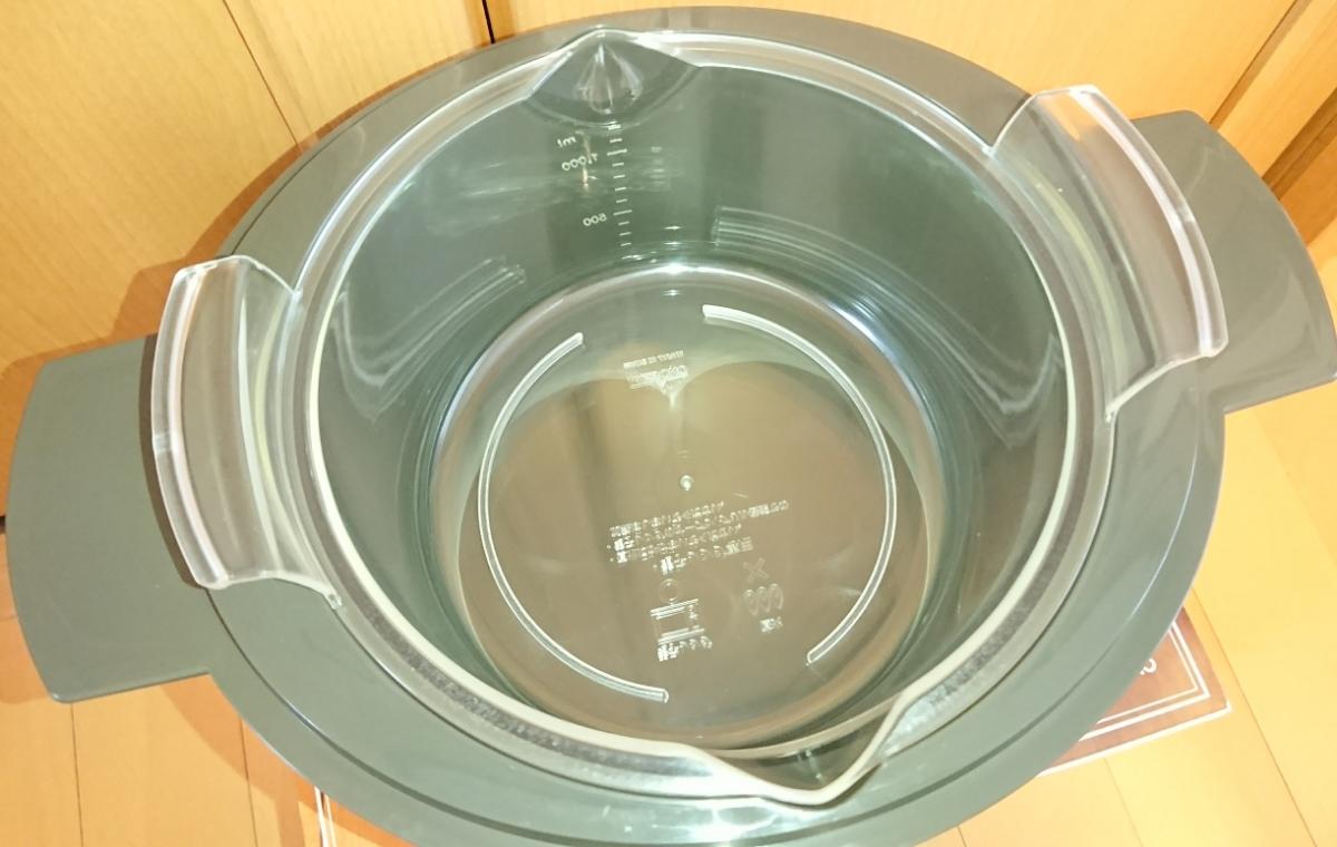 新品未使用☆電子レンジ専用 保温調理鍋 Grand Cooker グランクッカー レッド RE-1525 電子レンジ専用圧力鍋 即決_画像8