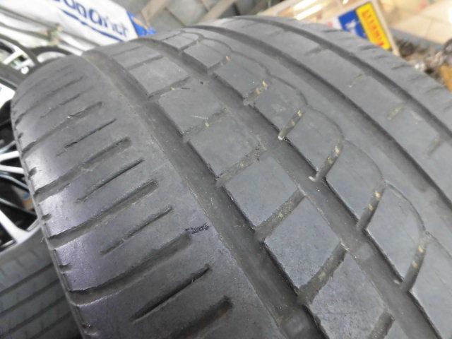タイヤはおまけです