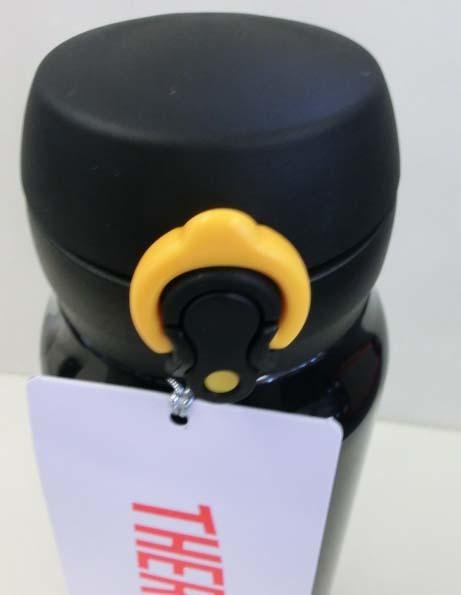 M1320【未使用】サーモス 水筒 真空断熱ケータイマグ 【ワンタッチオープンタイプ】 0.75L JNL-753 BKY_画像4