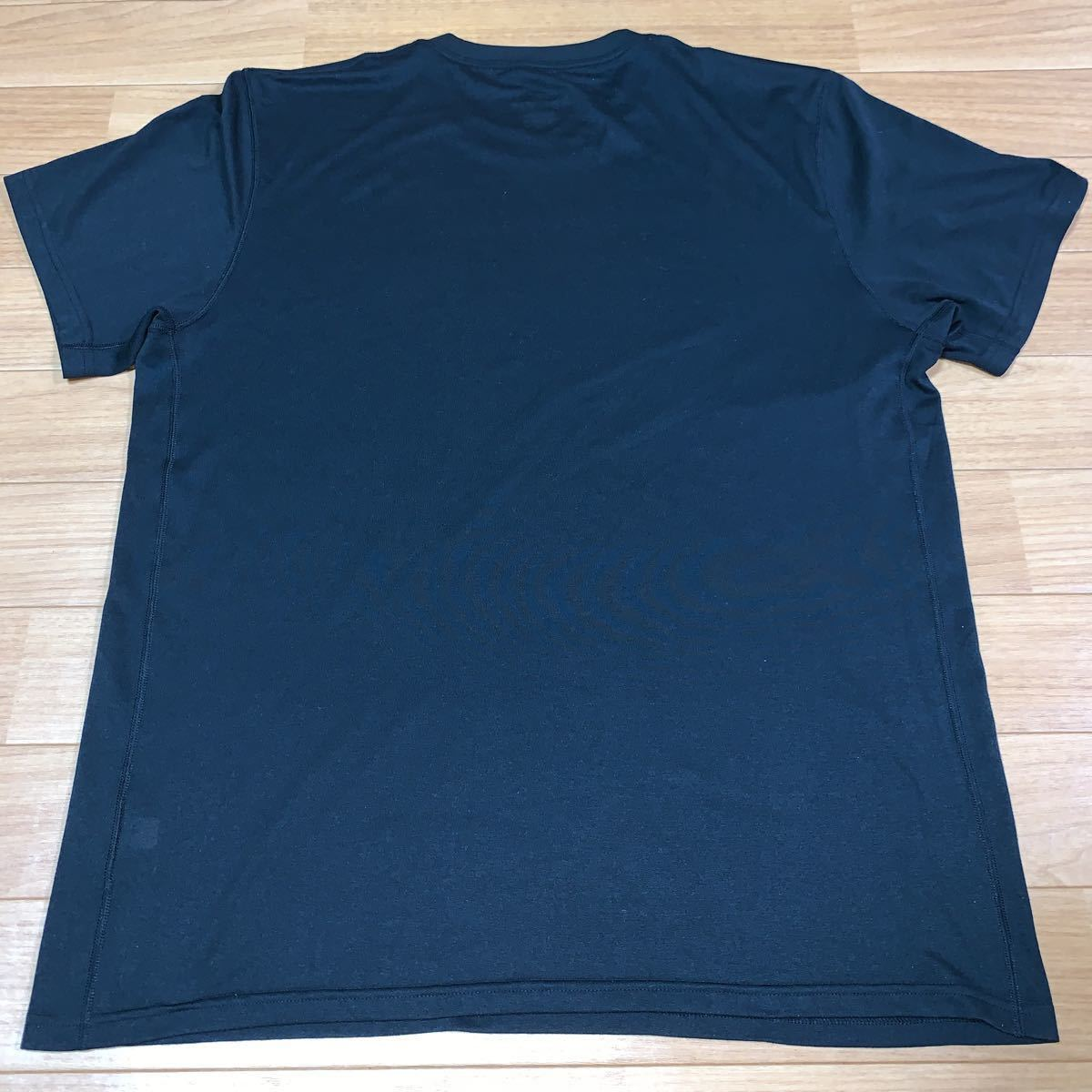 Nike DRY FIT ナイキ ドライフィット 半袖 XXL ブラック XL 2XL 速乾 ドライ Tシャツ NIKE 半袖Tシャツ 黒_画像6