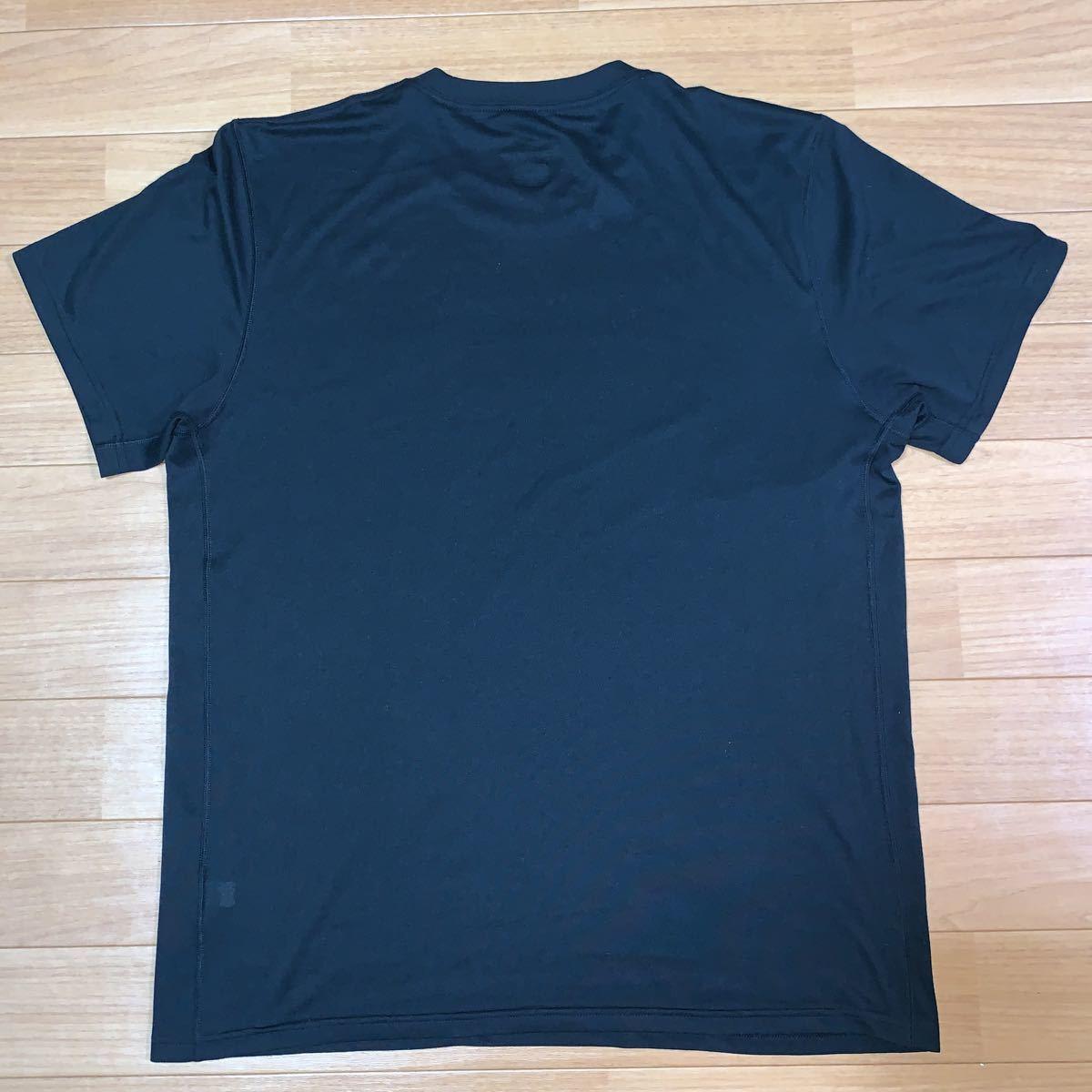 Nike DRY FIT ナイキ ドライフィット 半袖 XXL ブラック XL 2XL 速乾 ドライ Tシャツ NIKE 半袖Tシャツ 黒_画像7