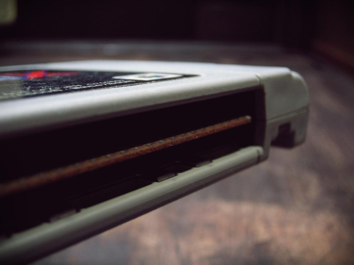 Nintendo 64 N64 ニンテンドー64ソフト 動作確認済 1998年 NUS-CFZJ F-ZEROX エフゼロエックス_画像9