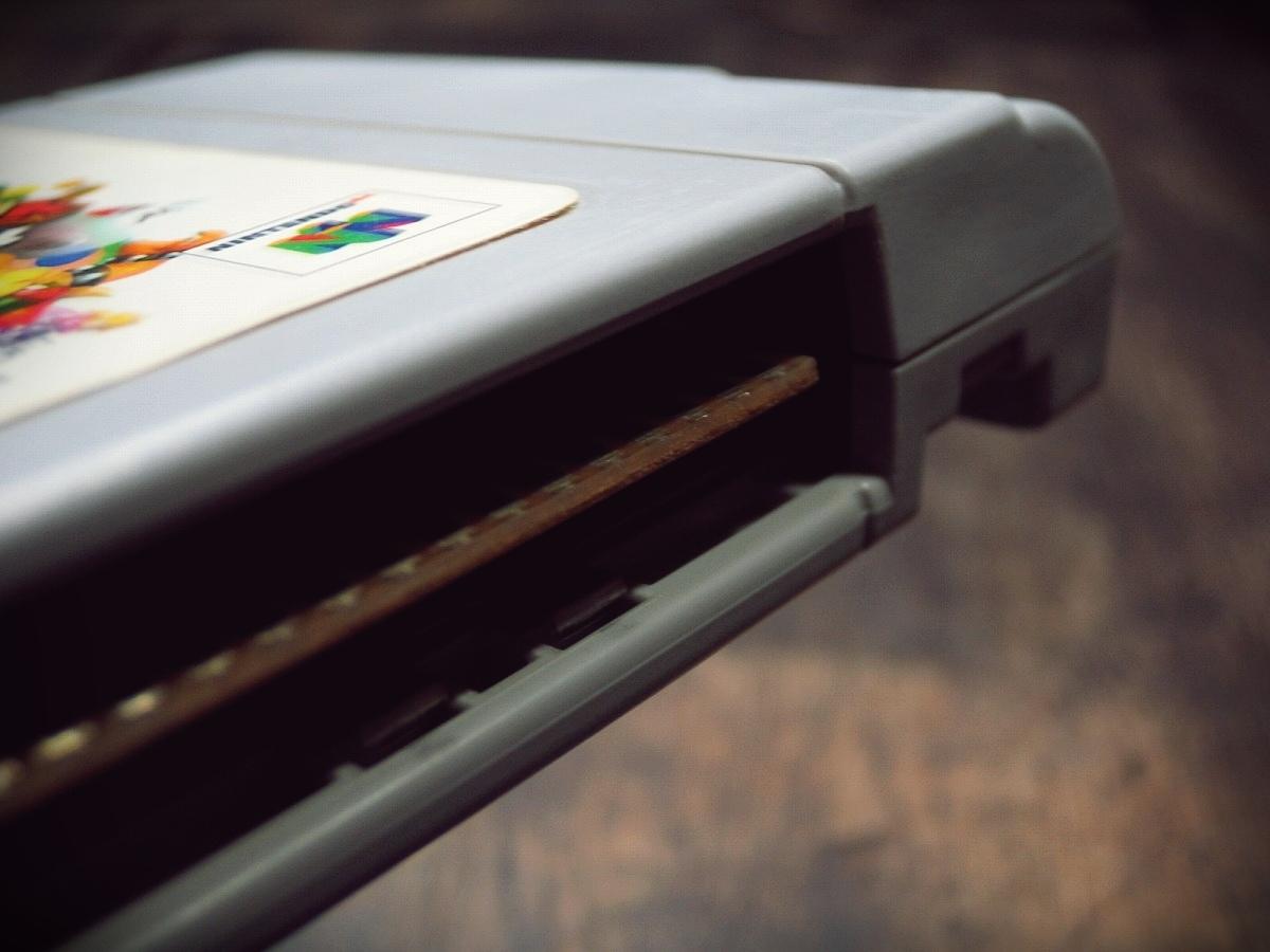 Nintendo 64 N64 ニンテンドー64ソフト 動作確認済 1998年 NUS-CLBJ マリオパーティ MARIO PARTY_画像9