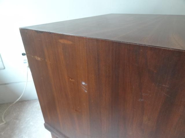 US ヴィンテージ ナイトテーブル キャビネット singer furniture/drexel ドレクセル ACME パシフィックファニチャーサービス_画像5