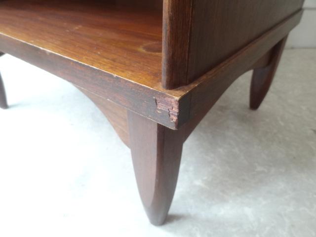 US ヴィンテージ ナイトテーブル キャビネット singer furniture/drexel ドレクセル ACME パシフィックファニチャーサービス_画像7