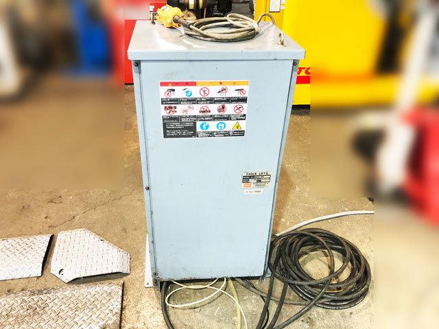 中古 イーグルリフトⅡ バンザイ EGY-25L 床上仕様 Cpa2.5ton パンタ式リフト カーリフト 電動油圧 ユニット別置き スタンド 整備機械工具_画像9
