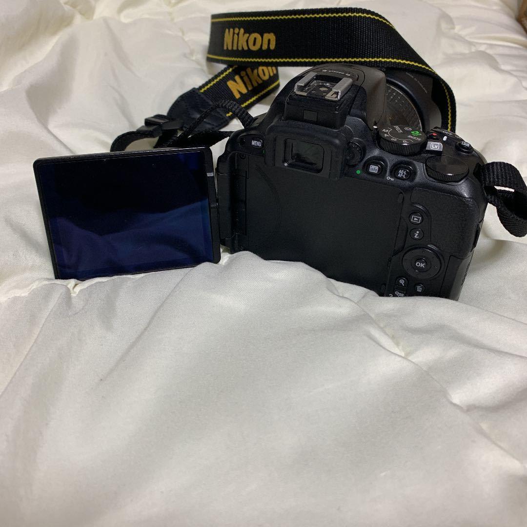 Nikon D5500 標準ズームレンズセット 単焦点レンズ 50mm セット販売_画像3