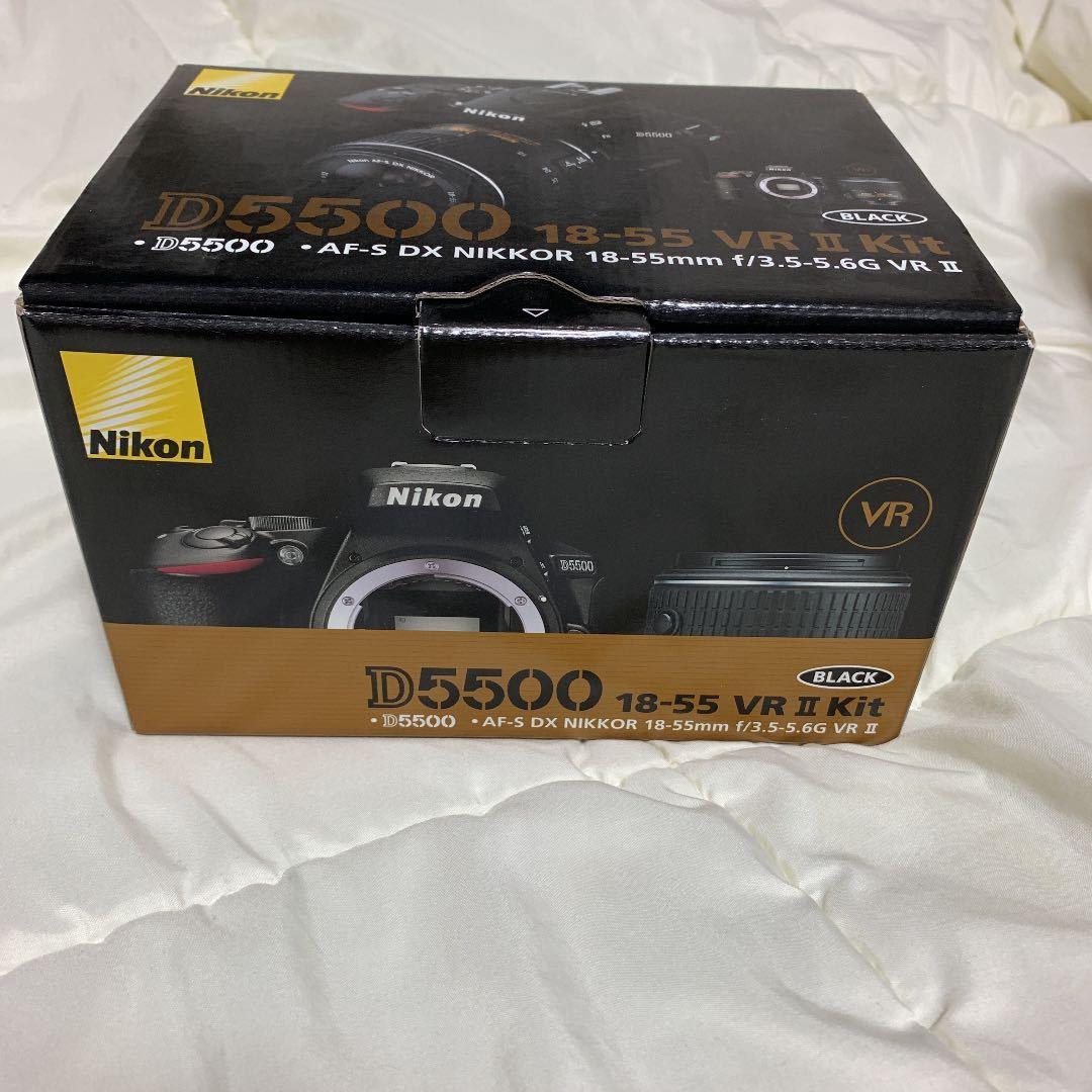 Nikon D5500 標準ズームレンズセット 単焦点レンズ 50mm セット販売_画像5