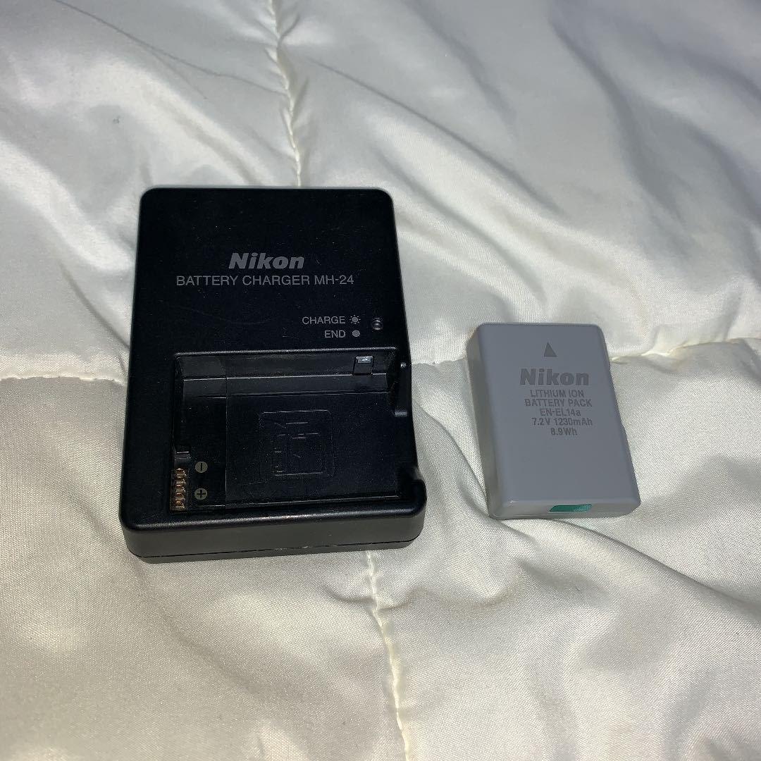 Nikon D5500 標準ズームレンズセット 単焦点レンズ 50mm セット販売_画像7