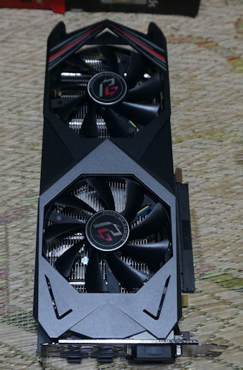 ASROCK Phantom Gaming X Radeon RX590 8G OC_画像3