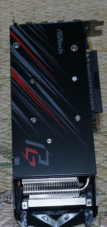 ASROCK Phantom Gaming X Radeon RX590 8G OC_画像2