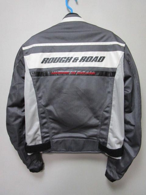 ROUGH&ROAD メッシュライディングジャケット・LL(ラフ&ロードプロテクターライダースジャケット)_画像6