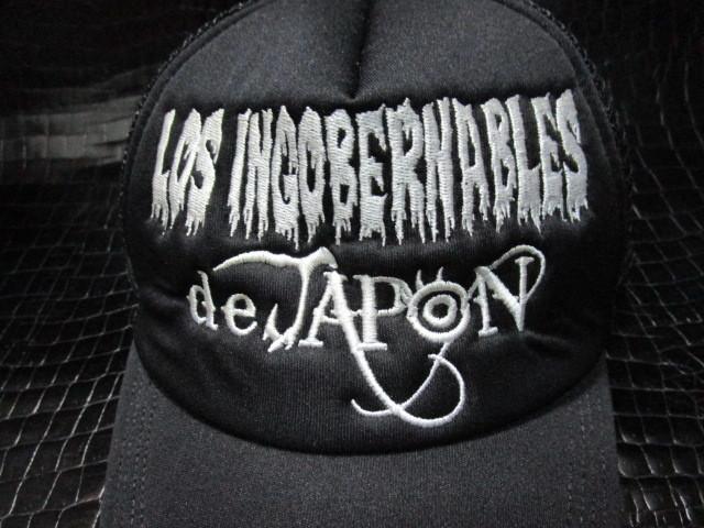 Los Ingobernables de Japn メッシュキャップ(ロス・インゴベルナブレス・デ・ハポン帽子内藤哲也BUSHI EVIL SANADA)_画像2