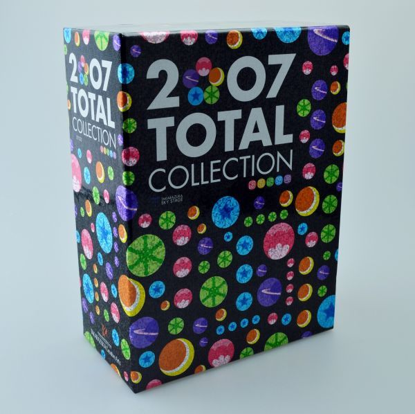 【廃盤】TOTAL COLLECTION 2007 DVD BOX 限定特典版 宝塚歌劇団
