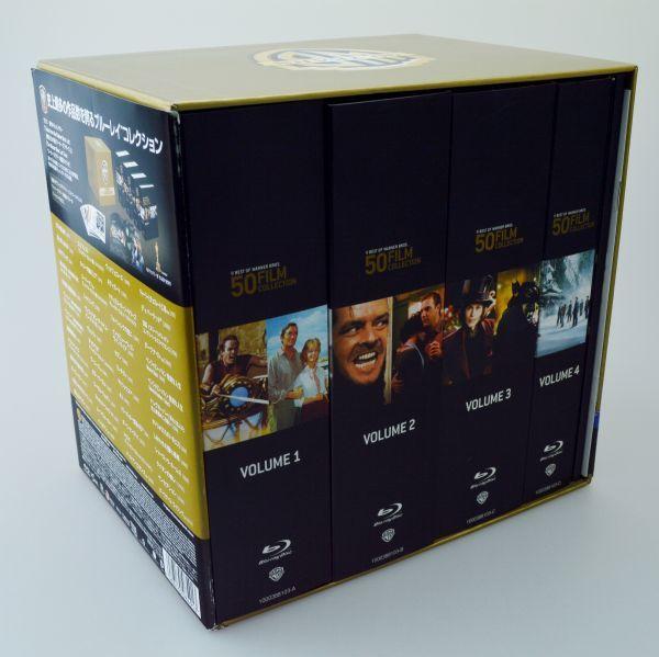 【Blu-ray】ベスト・オブ・ワーナー・ブラザース 90周年記念50フィルム・コレクション ブルーレイ(数量限定生産)_画像2