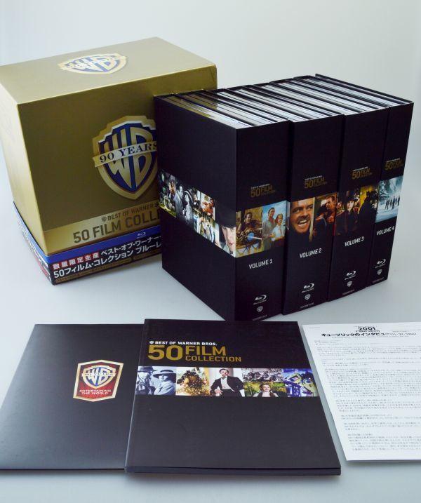 【Blu-ray】ベスト・オブ・ワーナー・ブラザース 90周年記念50フィルム・コレクション ブルーレイ(数量限定生産)_画像3