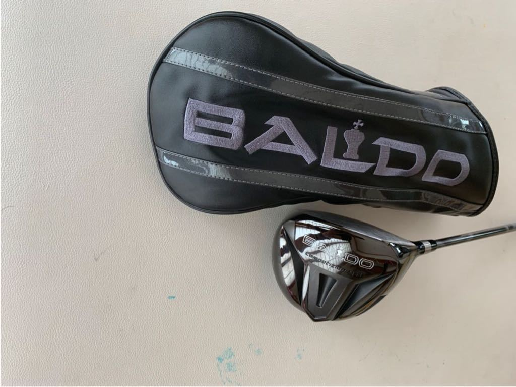 [美品]BALDO バルド コンペチオーネ568 420cc 10度 ドライバー スピーダー661エボリューション4(6s)_画像2