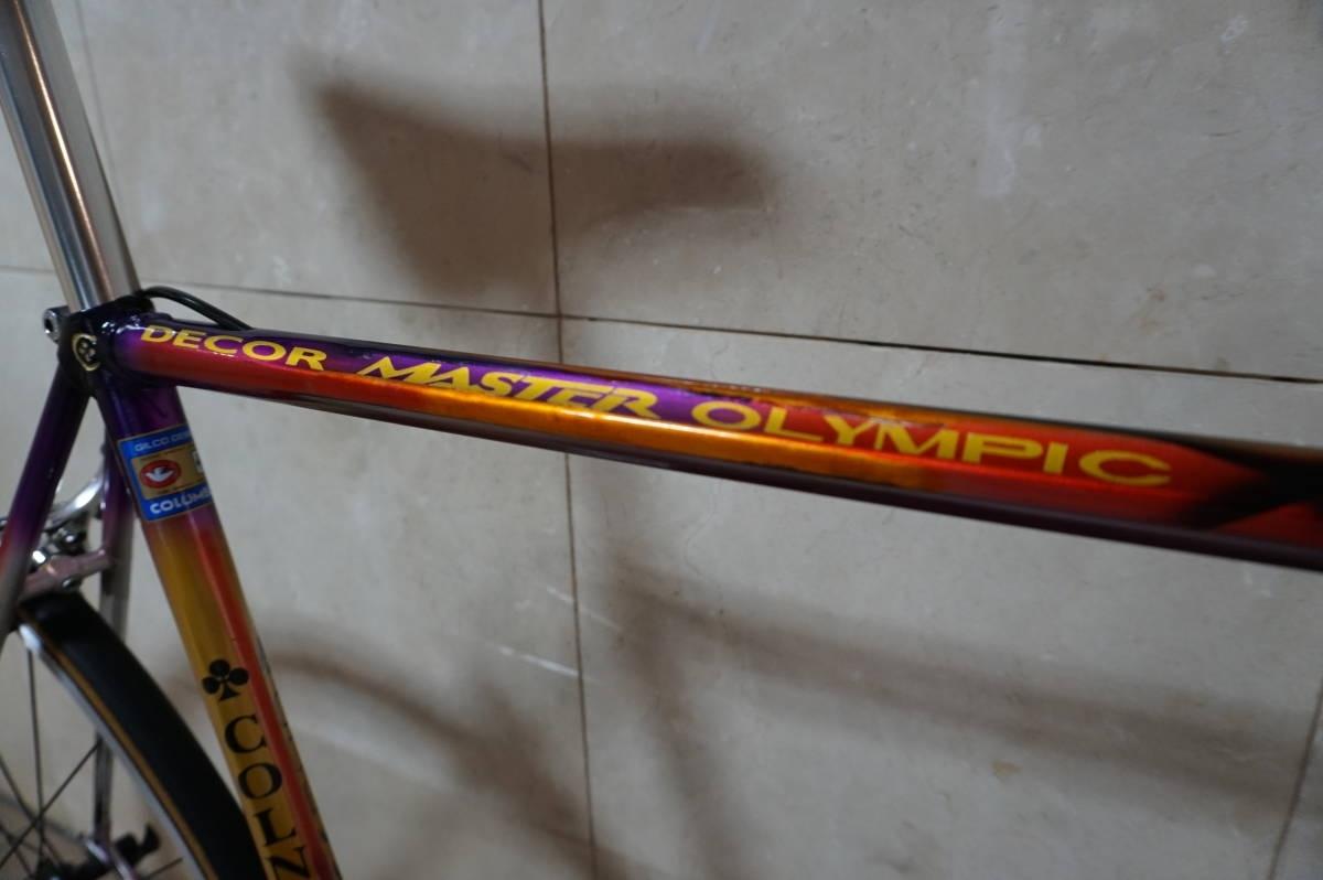 最落なし COLNAGO MASTER OLYMPIC コルナゴ マスターオリンピック 540_画像9