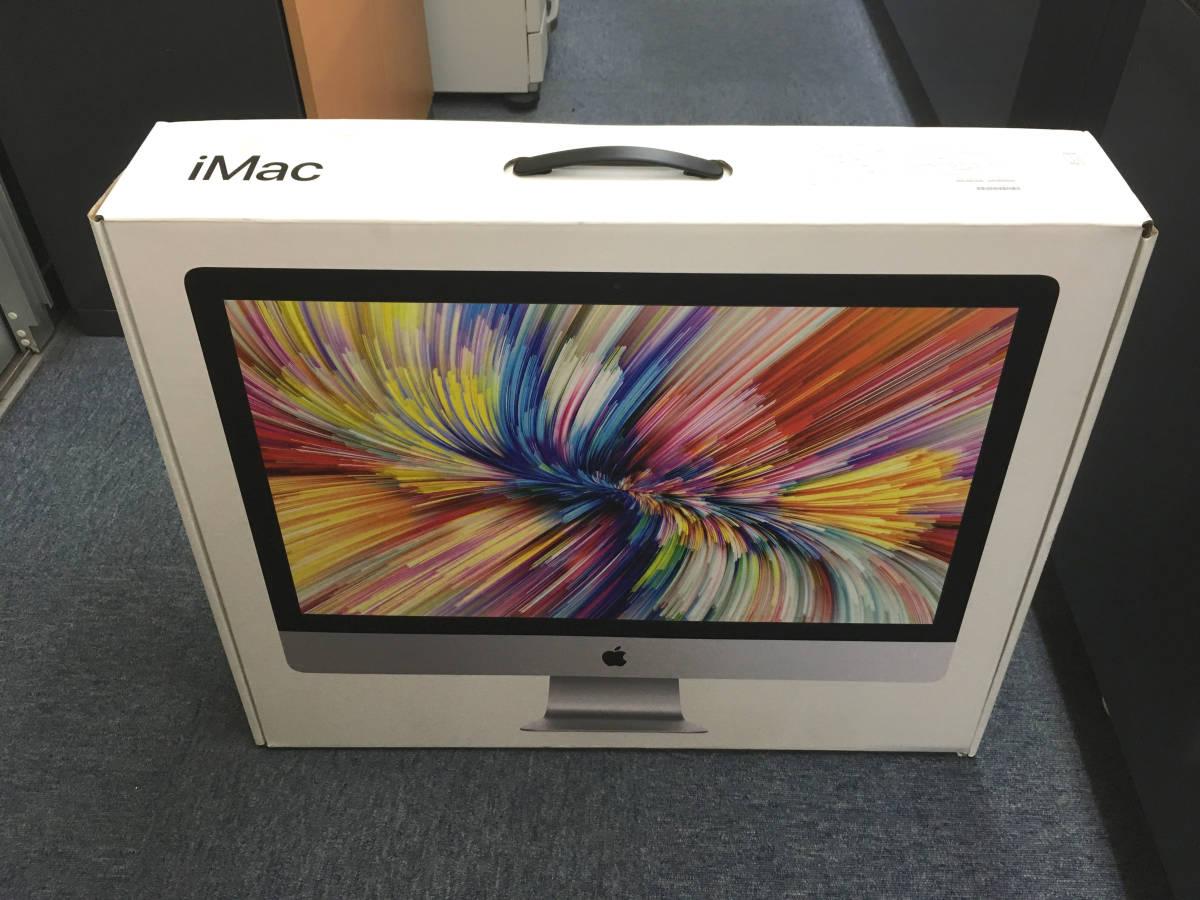 ◇アップル 27inch iMac Core i5 3.4GHz/8GB/1TB◇使用期間 約1年2ヶ月◇_画像5