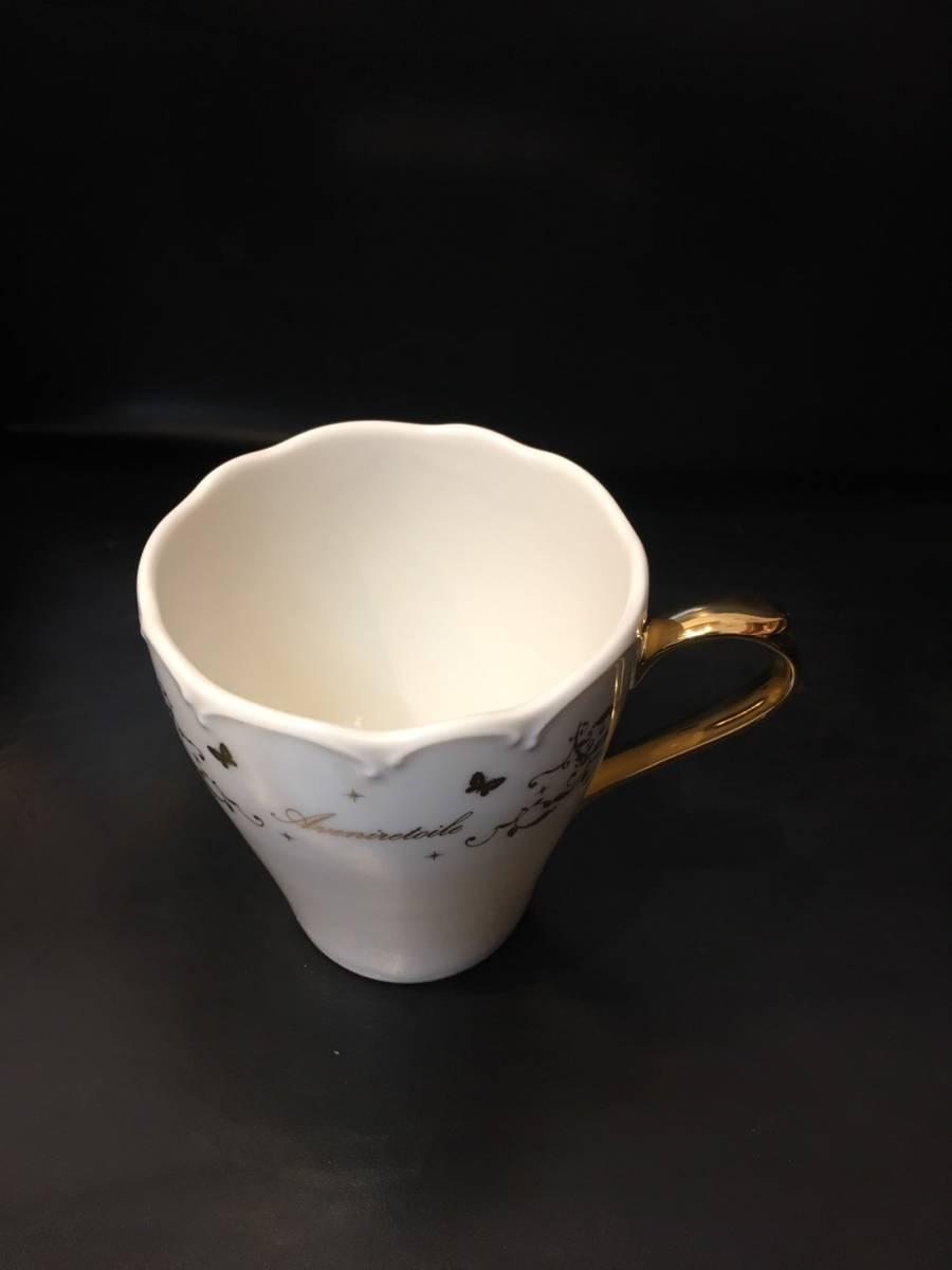 新品未使用 入手困難 ノベルティ Aveniretoile アベニールエトワール マグカップ 食器 キッチン コップ 陶磁器 コーヒーカップ _画像5