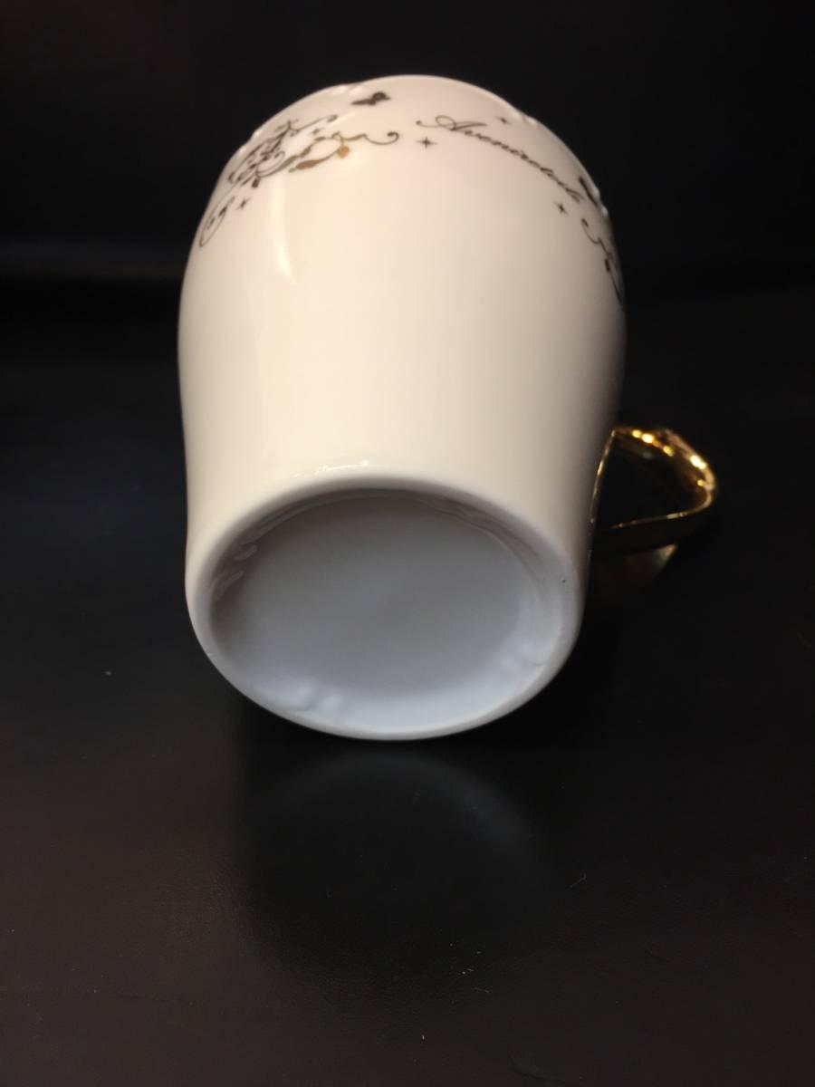 新品未使用 入手困難 ノベルティ Aveniretoile アベニールエトワール マグカップ 食器 キッチン コップ 陶磁器 コーヒーカップ _画像7
