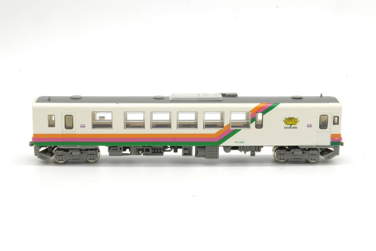 トミーテック 鉄コレ NDC 山形鉄道YR-880形 走行化済T車 美品_画像3