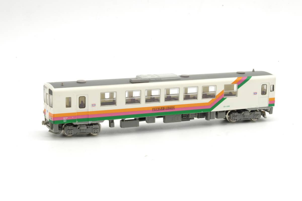 トミーテック 鉄コレ NDC 山形鉄道YR-880形 走行化済T車 美品