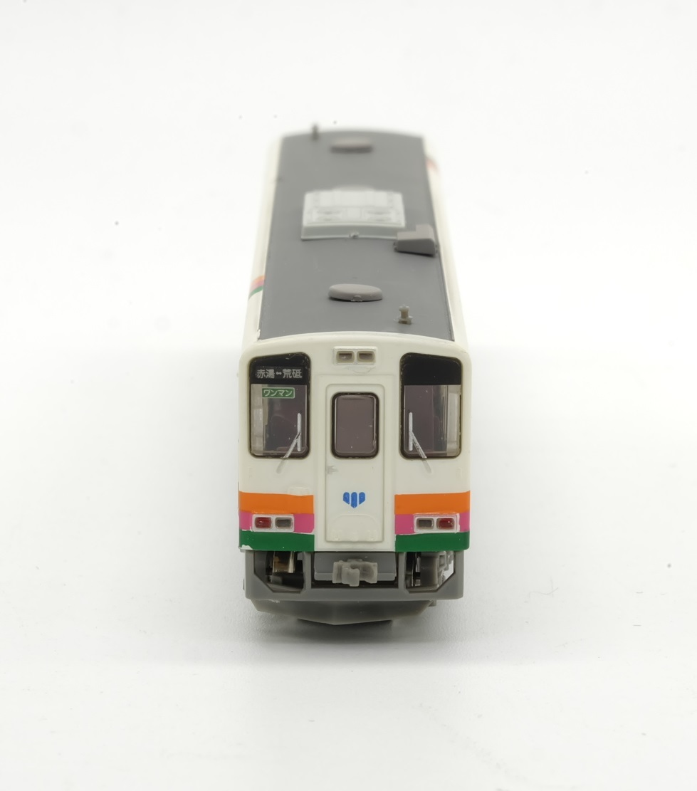 トミーテック 鉄コレ NDC 山形鉄道YR-880形 走行化済T車 美品_画像7