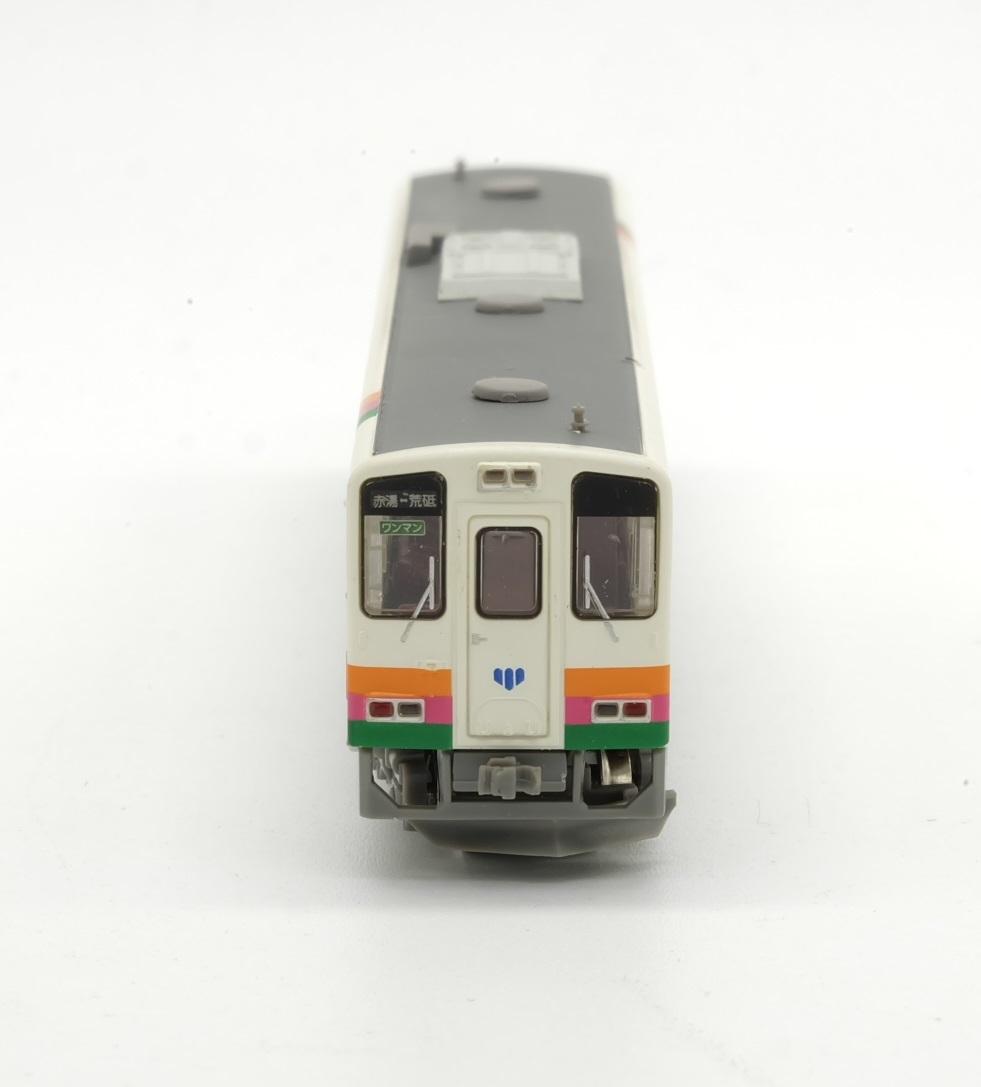トミーテック 鉄コレ NDC 山形鉄道YR-880形 走行化済T車 美品_画像6