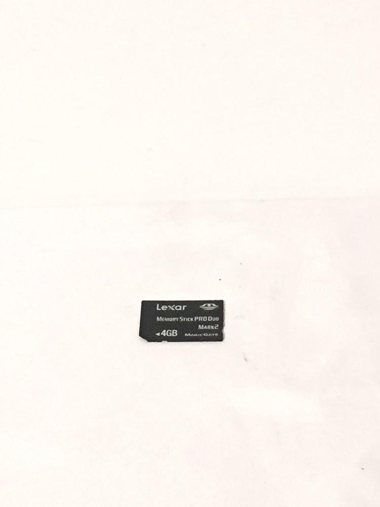 ☆美品☆PSP-3000 ピアノブラック 付属品完備☆おまけのメモステ4GB付属 動作OK 初期化済 SONY☆_画像5