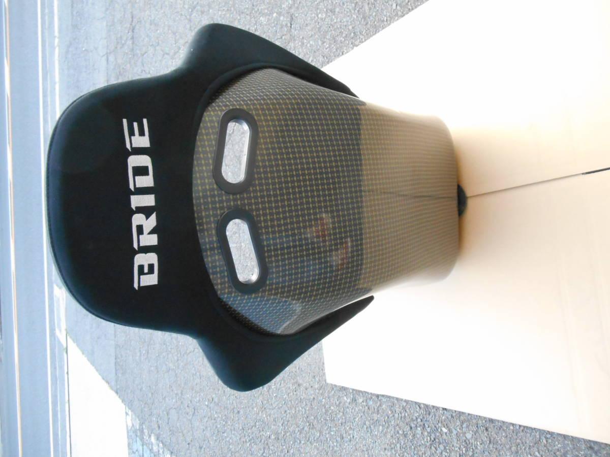 BRIDE ブリッド ZETA Ⅲ ジータ3 カーボンアラミド CFRP  フルバケットシート_画像5