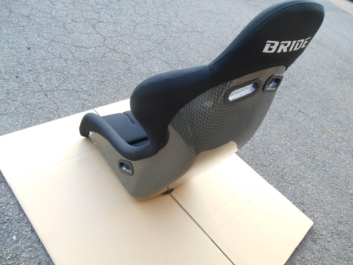 BRIDE ブリッド ZETA Ⅲ ジータ3 カーボンアラミド CFRP  フルバケットシート_画像7