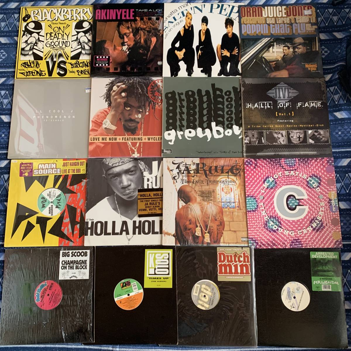 90's hiphop , R&B CLASSICS , Japanese hiphop 200枚セット!_画像3