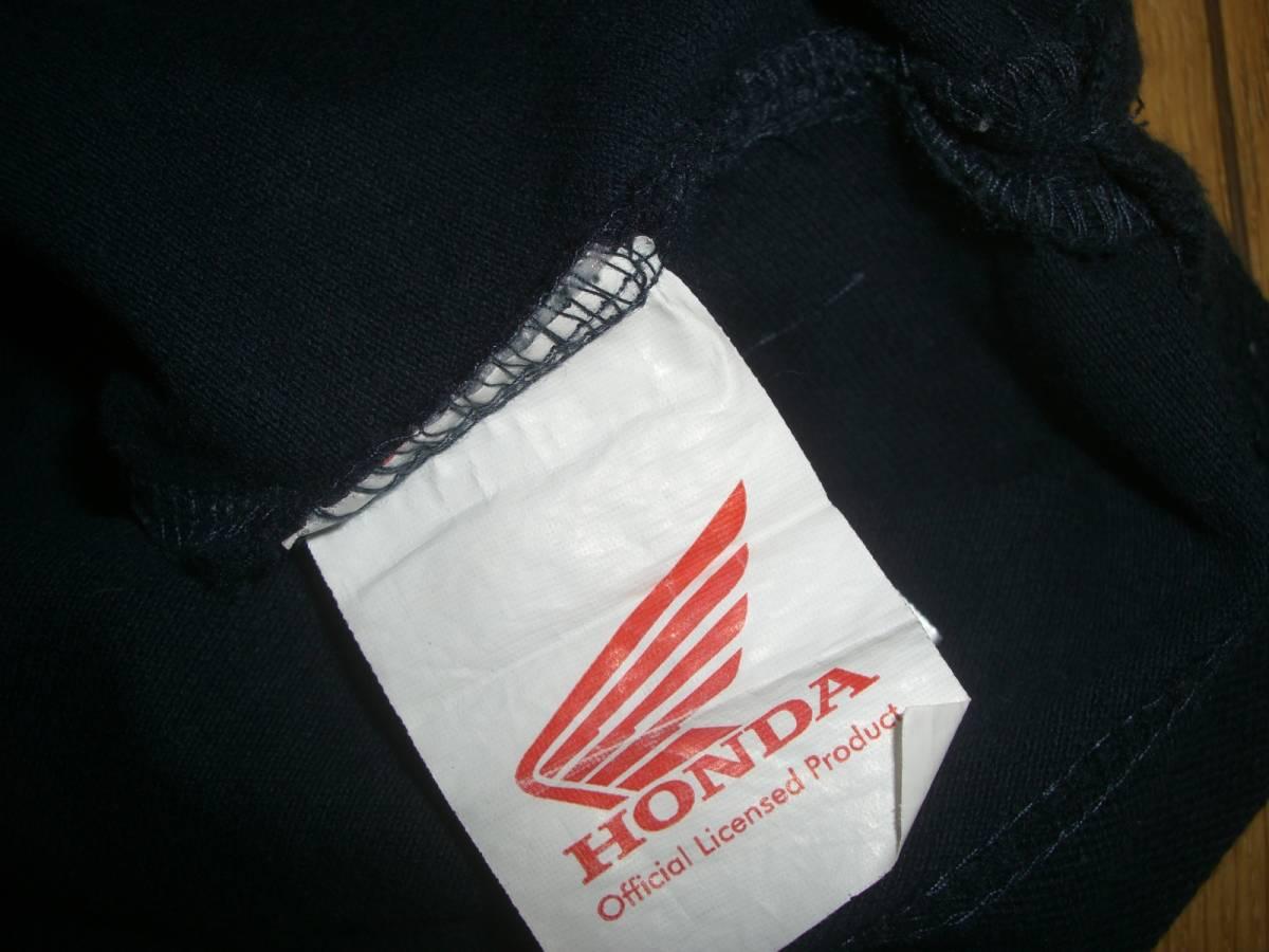 GAS Honda Racing ホンダ 半袖 綿 ポロシャツ S_画像6