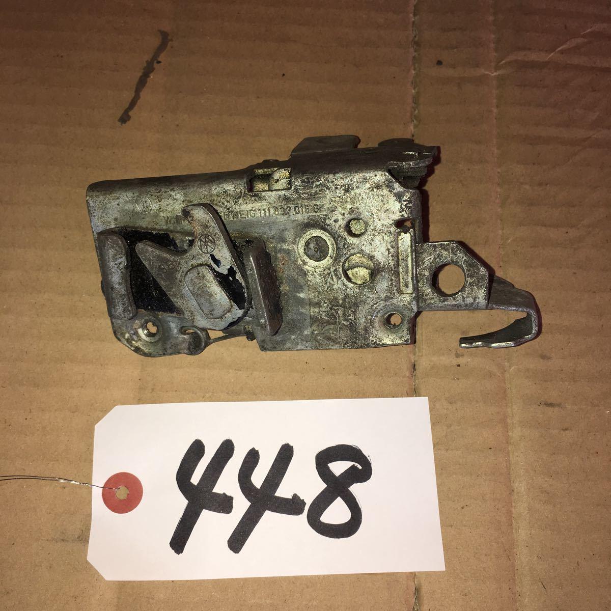 *NO.448 空冷 VW フォルクスワーゲン T-1 ビートル ドア ロック メカニズム_画像1
