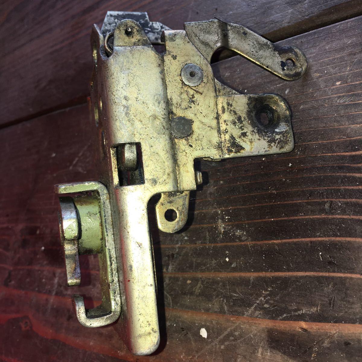 *NO.803 空冷 VW フォルクスワーゲン タイプ1 type1 T-1 ドアロックメカニズム 純正 左_画像6