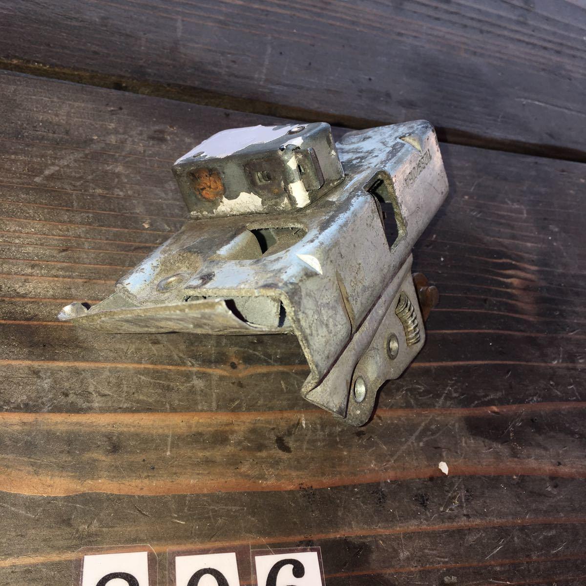*NO.806 空冷 VW フォルクスワーゲン タイプ1 type1 T-1 ドアロックメカニズム '58-'63 右 right 純正_画像8