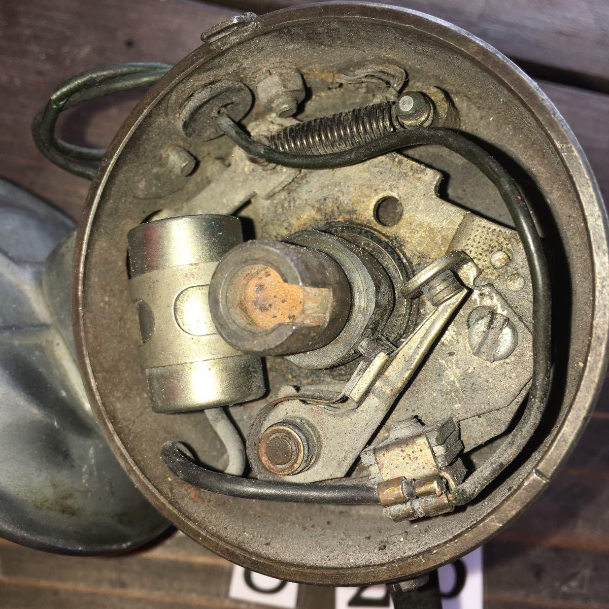 *NO.826 空冷 VW フォルクスワーゲン ポルシェ356 ディストリビューター 純正 BOSCH 入手困難_画像5