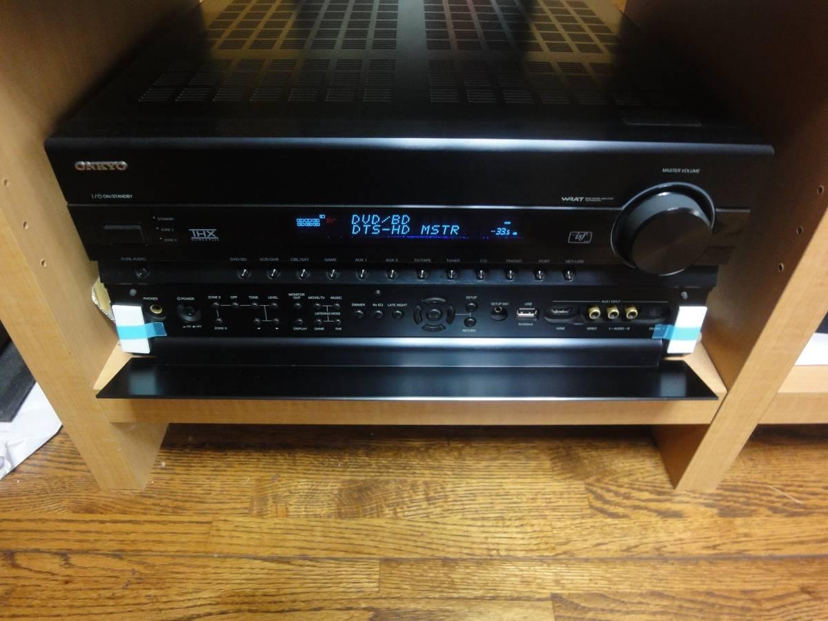 美品 TX-NA5007 9ch(各280W) AVアンプ 定価367,500円 付属品完備_画像2