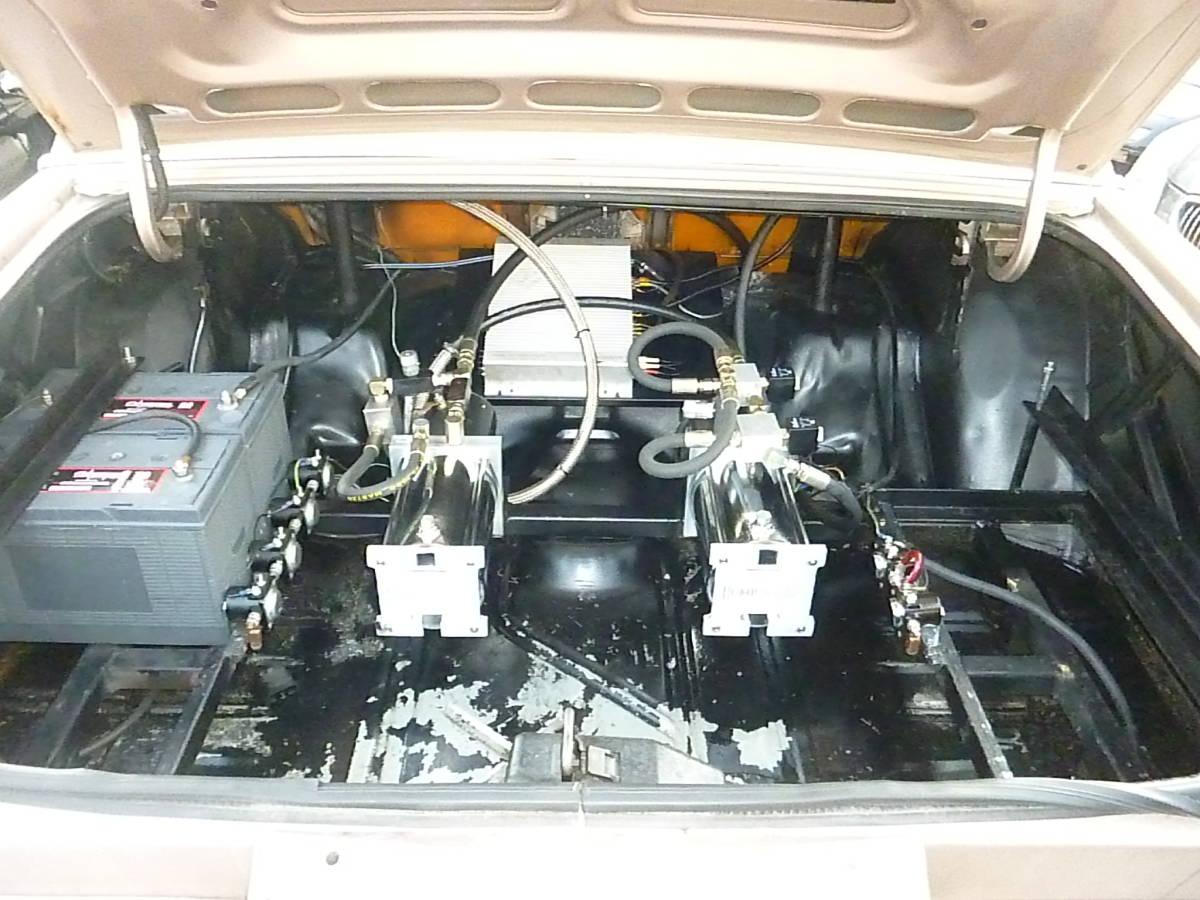 92キャデラック ブロアム 5.7L 2P4B セミレイン ダブルクッション 3ナンバー 検付き 乗って帰れます☆_画像5