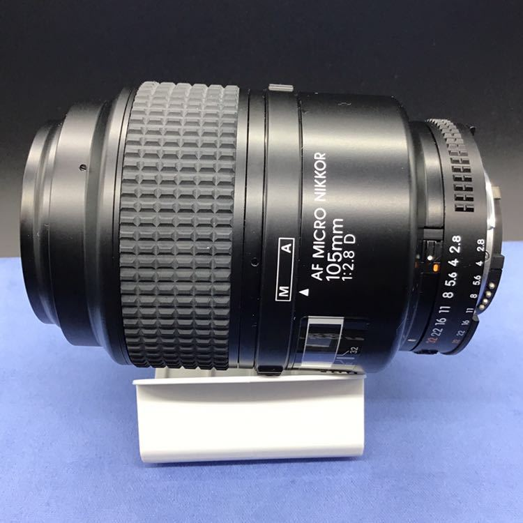 NIKON Ai AF micro nikkor 105mm F2.8D 新品 マクロ ニコン 完全なる新品 マイクロ macro AF-s ais ニッコール AFS 要相談_画像6