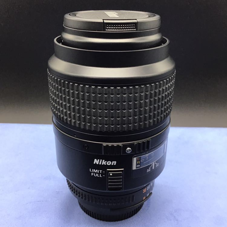 NIKON Ai AF micro nikkor 105mm F2.8D 新品 マクロ ニコン 完全なる新品 マイクロ macro AF-s ais ニッコール AFS 要相談_画像7