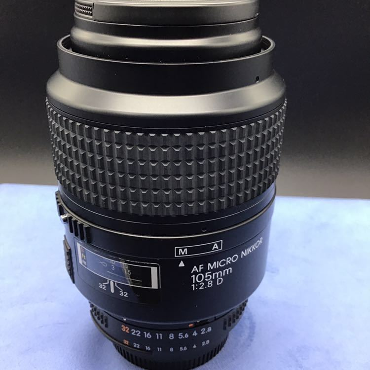 NIKON Ai AF micro nikkor 105mm F2.8D 新品 マクロ ニコン 完全なる新品 マイクロ macro AF-s ais ニッコール AFS 要相談_画像8