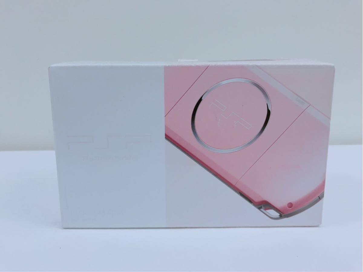 G693 【美品】 PSP 本体 PSP-3000 BP (ブロッサムピンク) 完品 中古