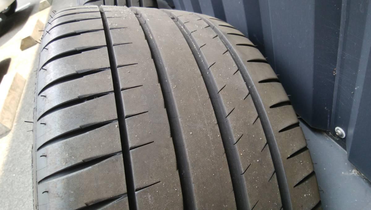 ☆ポルシェ996に装着 HREパフォーマンスホイル タイヤセット 225/40R18 265/35R18☆_画像3